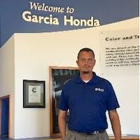 Cary Carr at Garcia Honda