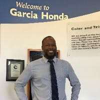 John Motley at Garcia Honda