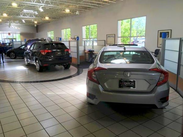 Honda Dealership Albuquerque >> Garcia Honda Honda Used Car Dealer Service Center