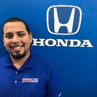 Jerry Perez at Garden State Honda