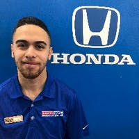 "Christian ""CJ"" Castellanos at Garden State Honda"