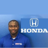 Elvis Opoku at Garden State Honda