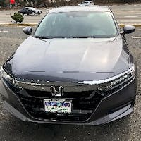 Christian Rodriguez at Garden State Honda
