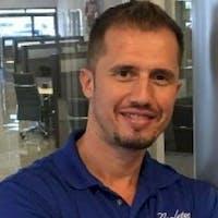 Goran Milidrag at Napleton's Valley Hyundai