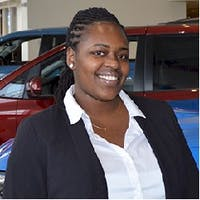 Mercedes Kimble-Stuckey at Gates Toyota