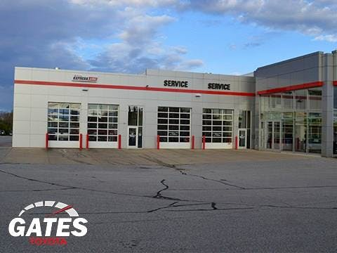 Gates Toyota, South Bend, IN, 46614