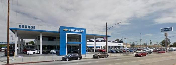George Chevrolet Chevrolet Used Car Dealer Service