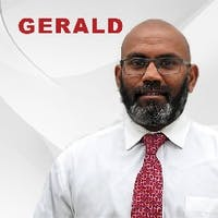 Vinod Anslem at Gerald Nissan of Naperville