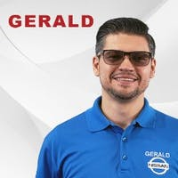 Saul Cabrales at Gerald Nissan of Naperville - Service Center