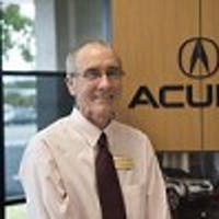 Norman  Johnston at Naples Acura