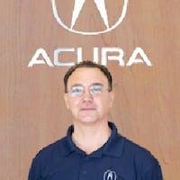 Larry Surman at Naples Acura