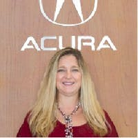 Marianne Sullivan at Naples Acura