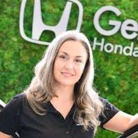 Erica Melchiore at Germain Honda of Naples