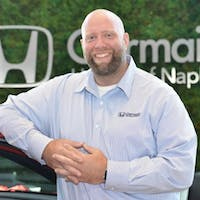 Steven  Walberg at Germain Honda of Naples