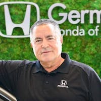 Seref Denizeri at Germain Honda of Naples