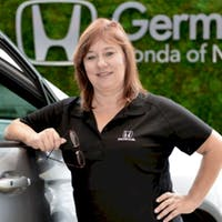 Jeanne  Smith at Germain Honda of Naples