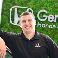 Wael Aziziyah at Germain Honda of Naples