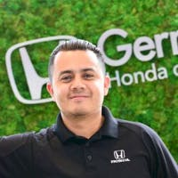 Soren Garcia at Germain Honda of Naples