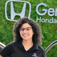 Amanda Carattinni at Germain Honda of Naples