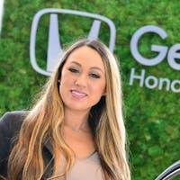 Audrey Bennett at Germain Honda of Naples