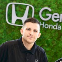 Russell Sutton at Germain Honda of Naples