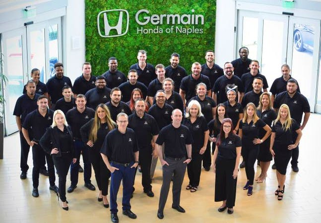 Germain Honda Service >> Germain Honda Of Naples Employees