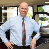 Chuck Koenig at Germain Lexus of Naples