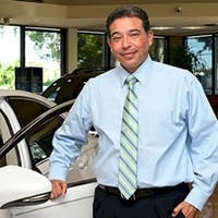 Eddie Vasco at Germain Lexus of Naples