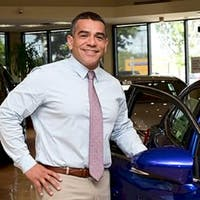 Armando Tovar at Germain Lexus of Naples