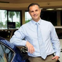 Greg Libutti at Germain Lexus of Naples