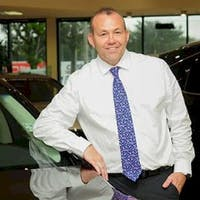 JD Bube at Germain Lexus of Naples