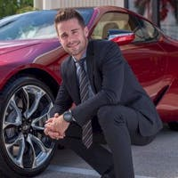 Zach Germain at Germain Lexus of Naples