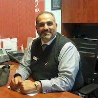 Moe Jaradat at Lodi Toyota