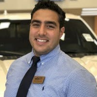 Majd Tabrizy at McCombs Ford West