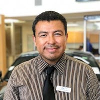 Kevin Hernandez at McCombs Ford West