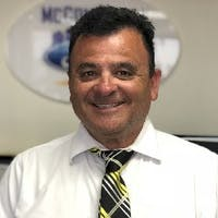 "Gregorio ""Pesci"" Montalvo at McCombs Ford West"