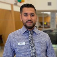 Ershad Sabok Rouh at McCombs Ford West