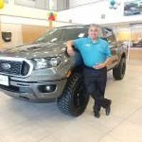 Richard Kroll at McCombs Ford West