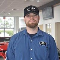 Aaron Gumpert at Allen Turner Chevrolet