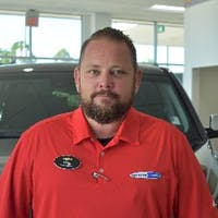Michael Hurst at Allen Turner Chevrolet