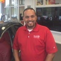 Johnny Cruz at Glen Toyota