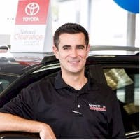 Joe Esposito at Glen Toyota