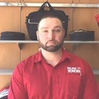 Ryan Christensen at Glen Toyota
