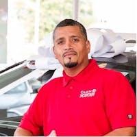 Javier Flores at Glen Toyota