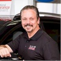 Mike  Finn at Glen Toyota