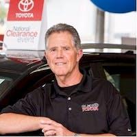 John Kraiza at Glen Toyota