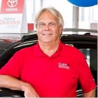 Tom Jacobsen at Glen Toyota
