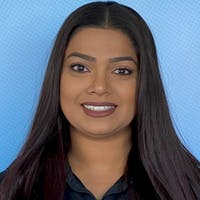 Anjali Mahay at Gordie Boucher Nissan of Greenfield