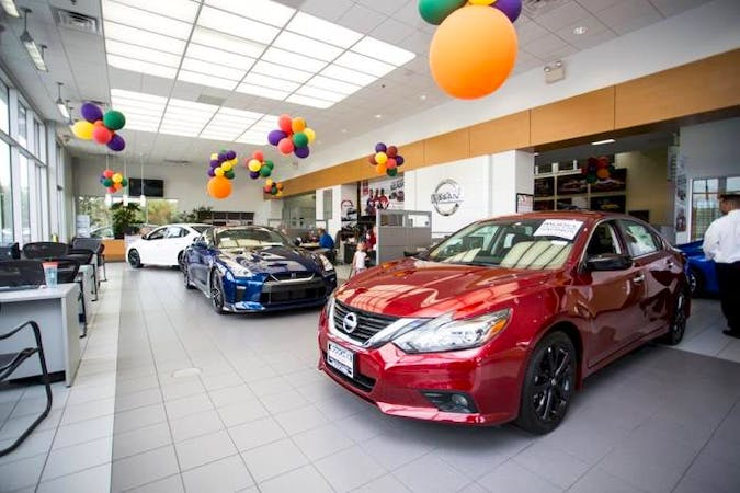 Gordie Boucher Nissan of Greenfield, Greenfield, WI, 53228