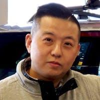 Danny Chen at Grand Prix Subaru
